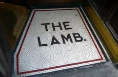 Мозаичное оформление парадной. Лондон