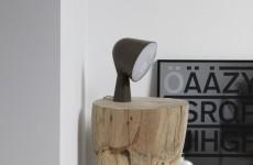 столик из ствола дерева