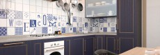 Дизайн интерьера кухни от Welcome-studio