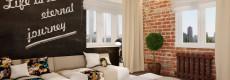 Дизайн гостиной от Welcome-studio