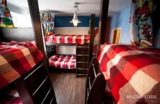 Smile Hostel I Комната Havana ракурс 1