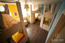 Smile Hostel I Комната Rio ракурс 1