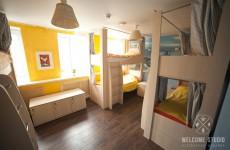 Smile Hostel I Комната Rio ракурс 3