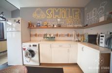 Smile Hostel I Общая комната ракурс 8