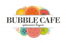Bubble Cafe I logo