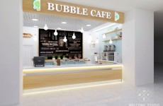 Bubble cafe I ракурс 1