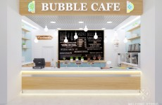 Bubble cafe I ракурс 3