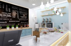 Bubble cafe I ракурс 6