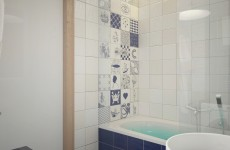 Ванная ракурс 4