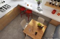 Кухня ракурс 6