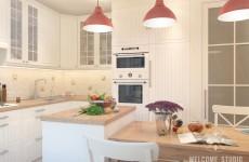 Кухня ракурс 4