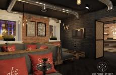 Smoke House ракурс 4