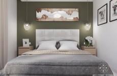 Спальня ракурс 7