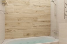Ванная ракурс 2