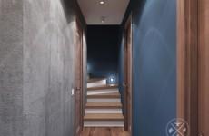 Лестница ракурс 4